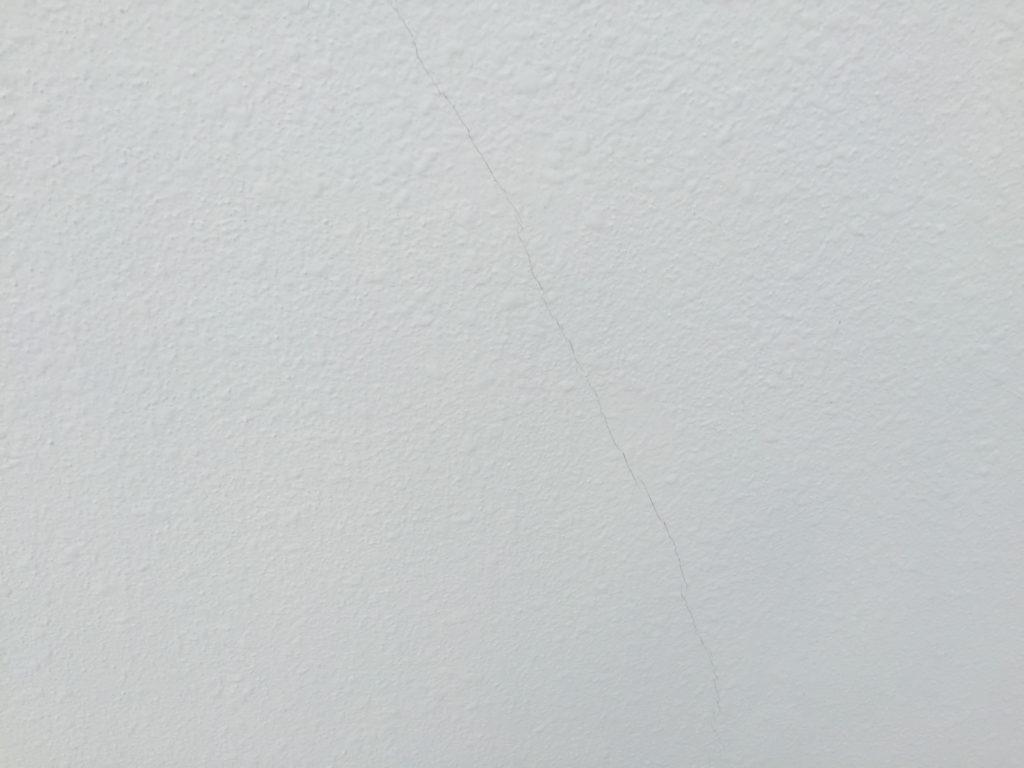 外壁塗装 クラック