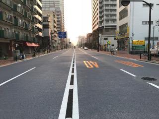道路施工写真
